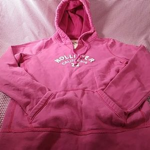 A6* Hollister Hoodie, Size L